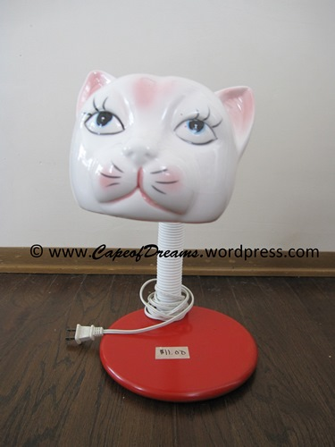 Kitty Lamp