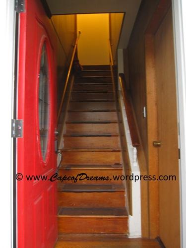 Stairway to rental