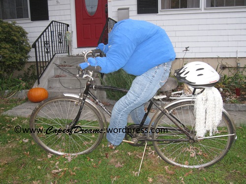 Headless Bicycle Man