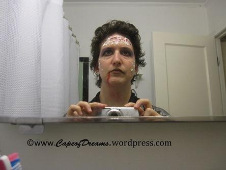 Step 3 zombie costume