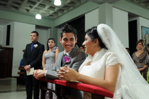 Venezuelan wedding