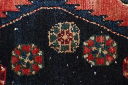 Oriental rug detail